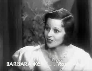 Rose Maylie - Barbara Kent as Rose in the 1933 film