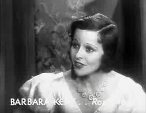 Kent, Barbara (1907-2011)