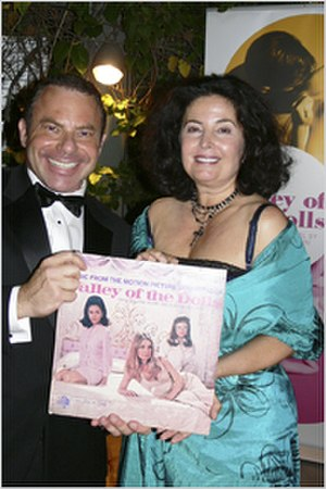 Barbara Parkins - Kevin Norte and Barbara Parkins at a benefit reading of Valley of the Dolls in Hollywood on June 13, 2006