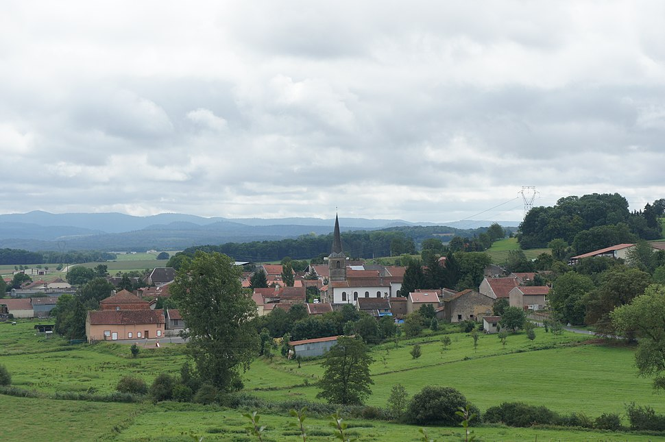 The general view of Barbas