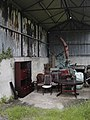Barn and contents, Up Town near Cockerham - geograph.org.uk - 946463.jpg