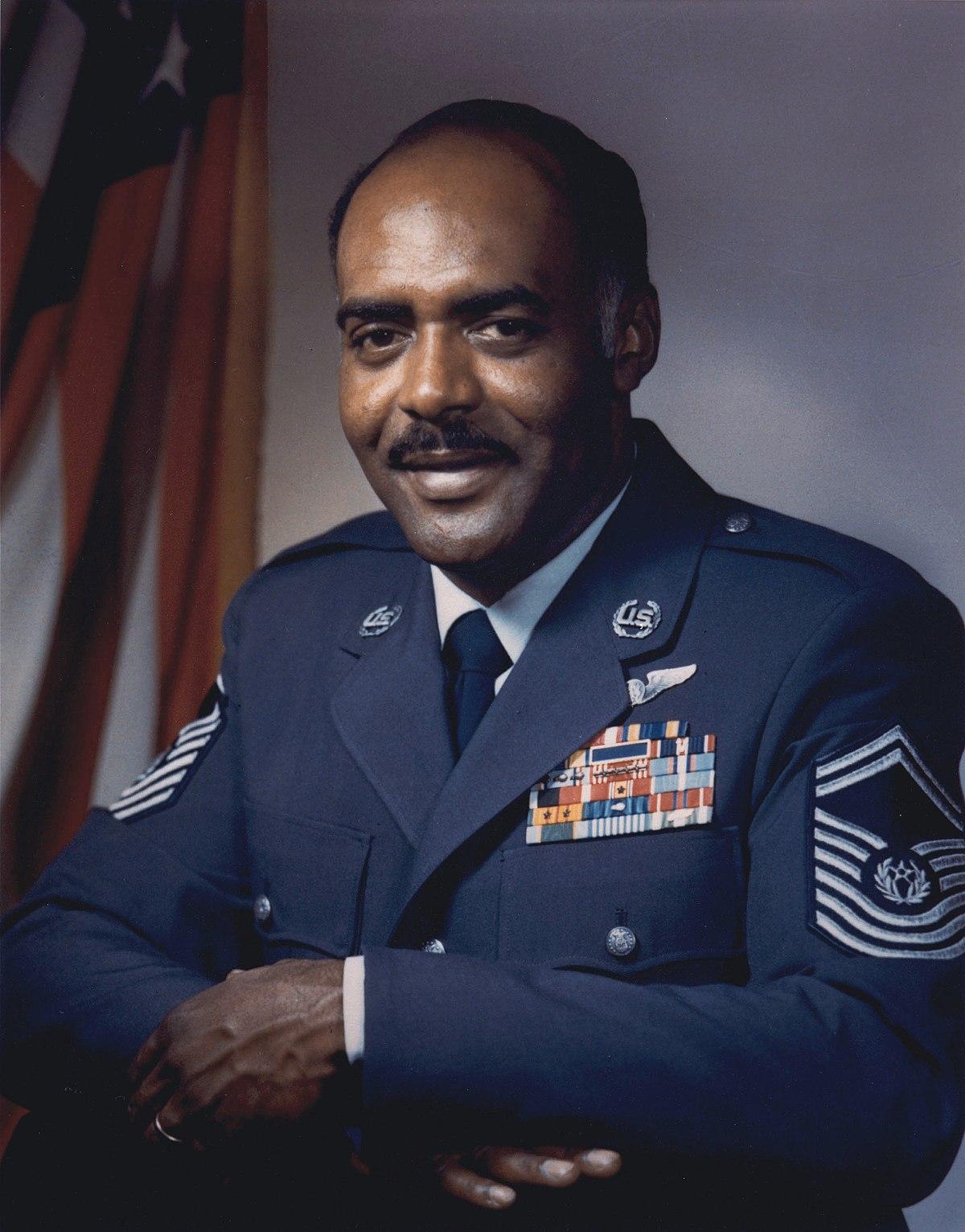 First chief master sergeant
