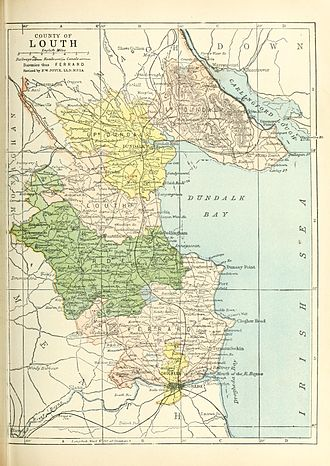 County Louth - Baronies of Louth