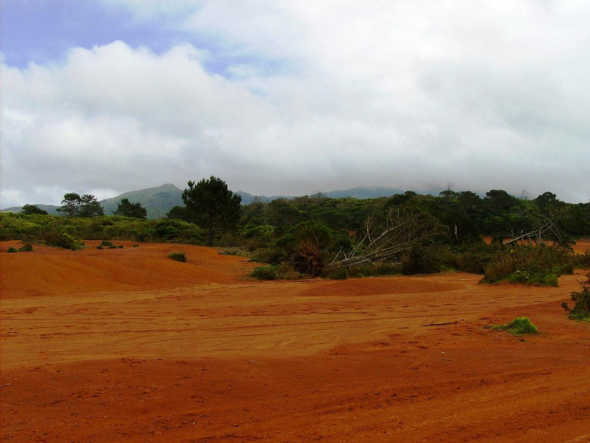 Protected Landscape Of Barreiro Da Faneca Wikipedia