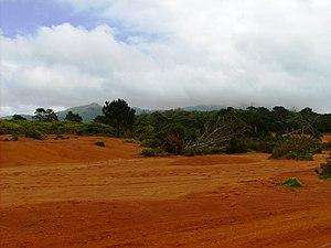 Santa Maria Island - Barreiro da Faneca.