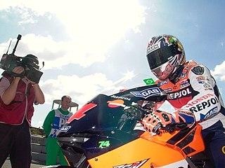 Brazilian motorcycle racer