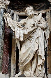 Saint Bartholomew by Le Gros