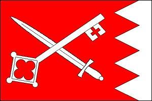 Bartošovice - Image: Bartošovice vlajka