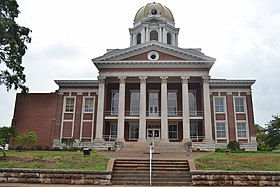 Bartow County Courthouse; Cartersville, Georgia; June 23, 2011.JPG