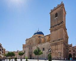 Basílica de Santa María, Elche, España, 2014-07-05, DD 03.JPG