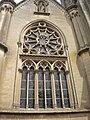 Basilique Notre-Dame de la Délivrande, rosace.jpg