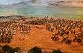 Batalla de Cadeix, museu dels soldadets de Plom, València.JPG