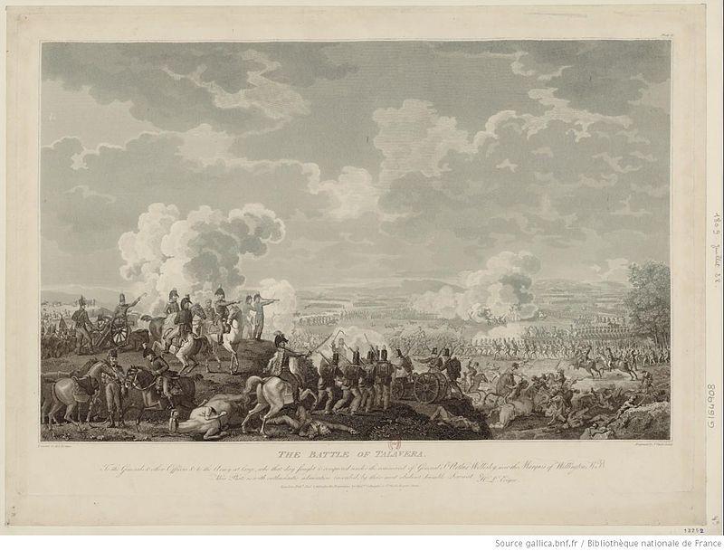 Un d a para el recuerdo la batalla de talavera de 1809 - El mercadillo de talavera ...