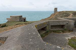 Battery Moltke - Image: Battery Moltke, Les Landes, Jersey