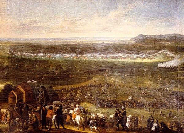 Battle of Tirups Hed-Johan Philip Lemke