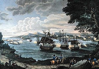 Battle of Plattsburgh - Image: Battleofpburg