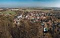 Bautzen Kleinwelka Aerial Pan.jpg