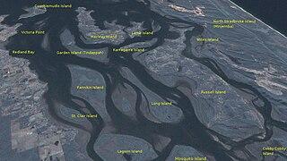 Macleay Island Local government area in Queensland, Australia