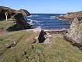 Bay at Illanbaun-An tOileán Bán - geograph.org.uk - 1880653.jpg