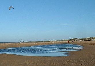 Seahenge - Beach at Old Hunstanton