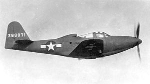 Bell P-63 Kingcobra in flight.jpg