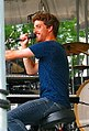 Ben Thornewell of Jukebox The Ghost on keyboards at the Appel Farm Arts and Music Festival, June 2012a.jpg