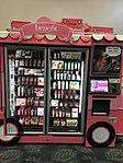 Benefit Vending Machine, Fort Lauderdale Airport (16500781250).jpg