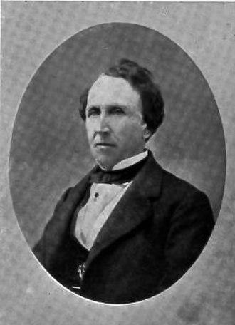 Benjamin Bates IV - Image: Benjamin Bates Cropped