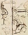 Benjamin Robert Haydon - Compositional Study of Soldiers - B1977.14.2705 - Yale Center for British Art.jpg