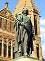 Benjamin Thompson by Caspar von Zumbusch - Woburn, MA - DSC02866.JPG