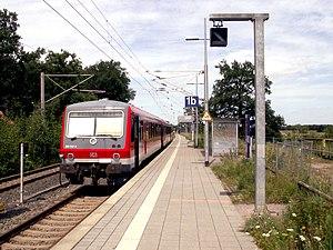 Heath Railway - Image: Bennemühlenbahnhof