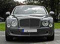 Bentley Mulsanne – Frontansicht (1), 10. August 2011, Düsseldorf.jpg