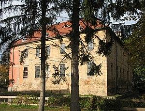 Radeburg - Water castle in Radeburg-Berbisdorf