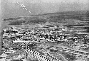Berca Airfield - Image: Berca Airfield