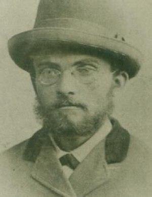 Micha Josef Berdyczewski - Image: Berdichevski