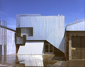 Bergamot Station Arts Center by Lawrence Scarp...