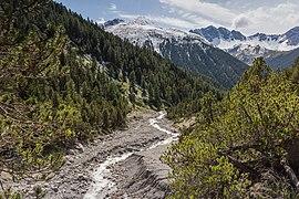 Bergtocht van S-charl naar Alp Sesvenna. 10-09-2019. (d.j.b) 25.jpg