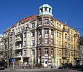 Berlin, Kreuzberg, Glogauer Strasse 17-17A, Mietshaus.jpg