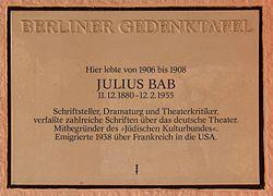 Berlin gtafel bab