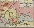 Berlin to Constantinople- Bacon's war map of Mesopotamia, 1917 (5008081) (cropped).jpg