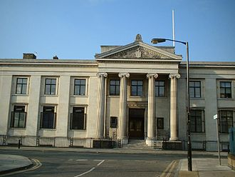 Metropolitan Borough of Bermondsey - Bermondsey Town Hall