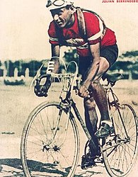 Julián Berrendero Martín