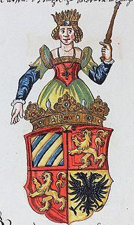 Bertha of Swabia Queen consort of Burgundy