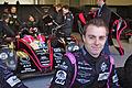 Bertrand Baguette Driver of Oak Racing's Morgan Nissan (8667984777).jpg
