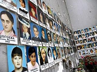 Beslan school hostage crisis