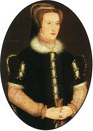 English: Painting of Bess of Hardwick