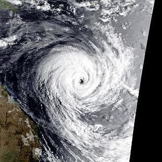 Cyclone Betsy
