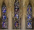 Beverley Minster, SW transept, upper windows (23778929519).jpg