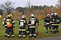 Bezirksleistungsplakette in Gold für die Feuerwehr Treffling (37469624764).jpg