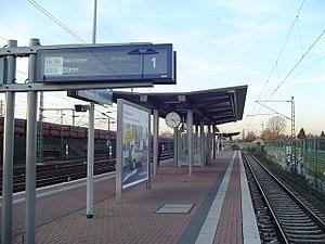 da619551da7109 Köln-Steinstraße station - Wikipedia